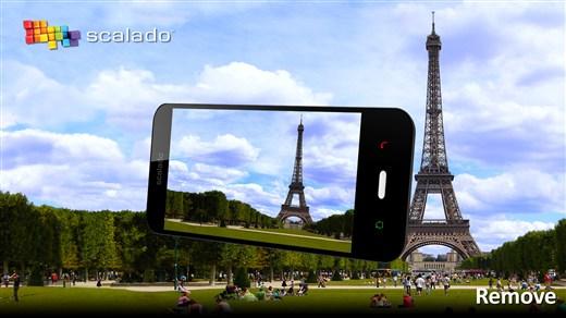 Llega la revolución: eliminar objetos de una foto en el móvil gracias a Scalado