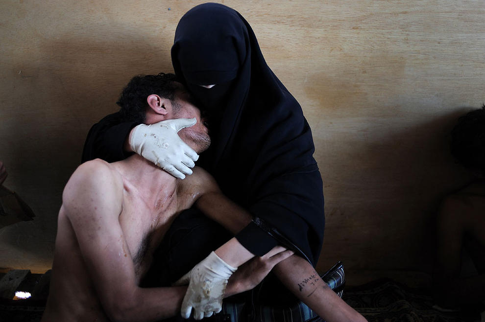 El fotógrafo español Samuel Aranda se hace con el premio World Press Photo Of The Year