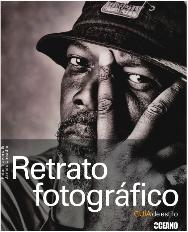 Retrato fotográfico de James Cheadle y Peter Travers