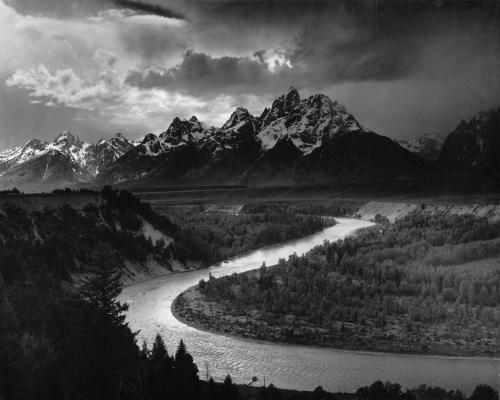 El fotógrafo de la semana: Ansel Adams