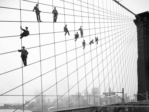 El archivo fotográfico de Nueva York se sube a la red