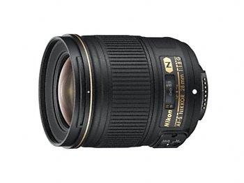 Nikon presenta un nuevo objetivo gran angular