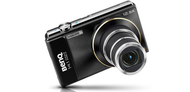 BenQ presenta su primera compacta con ultrazoom, la GH200