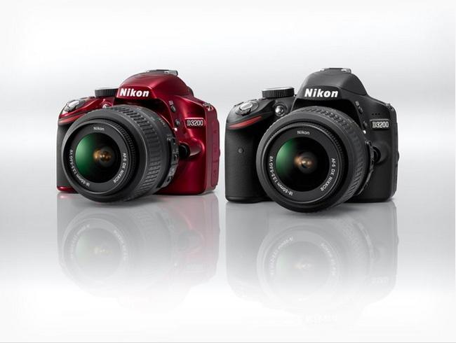 Nikon D3200, la nueva cámara de inicio de Nikon