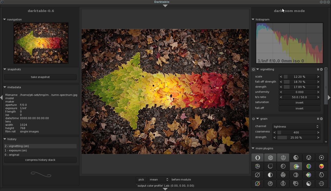 Darktable, alternativa gratuita a Adobe Photoshop Lightroom