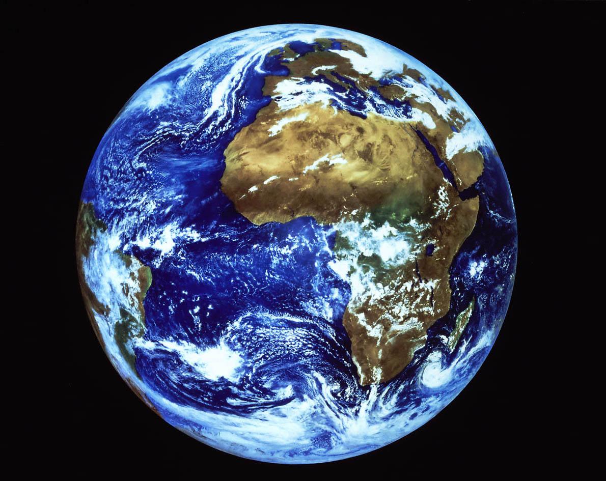 Observa con detalle las zonas más impresionantes del planeta