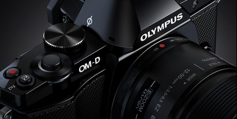 La nueva Olympus E-M5 ya está aquí
