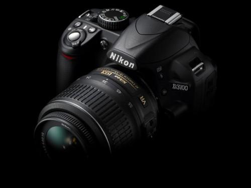 Nikon D3100, una buena cámara para principiantes