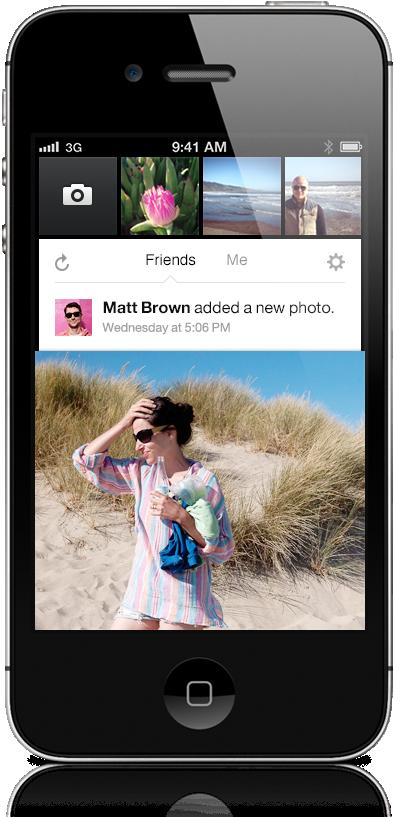 Facebook Camera, otra aplicación para móviles muy similar a Instagram