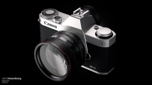 Rumores nuevos sobre la Canon sin espejo