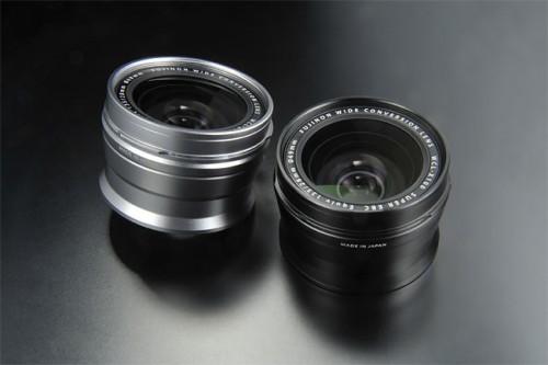 Fujifilm anuncia un nuevo objetivo para la cámara X100
