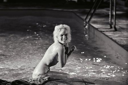 Vanifity Fair publicará una serie de desnudos inéditos de Marilyn Monroe