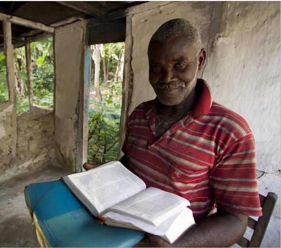 Madrid acoge una exposición sobre la lucha por la supervivencia en Haití
