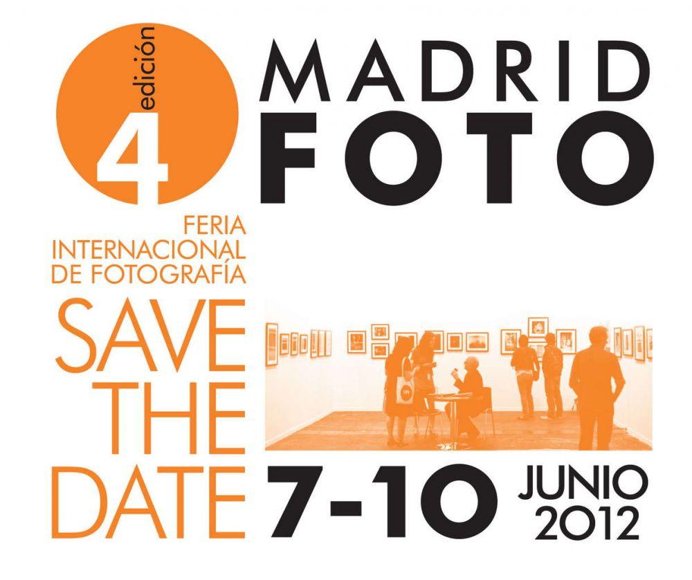 MadridFoto 2012 arranca el jueves 7 de junio en El Matadero