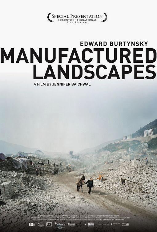 """El documental de la semana: """"Manufactured Landscapes"""""""