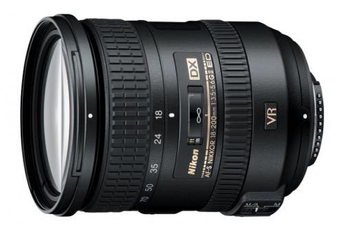 Nikon presenta un nuevo objetivo con un rango de zoom de 18-300mm