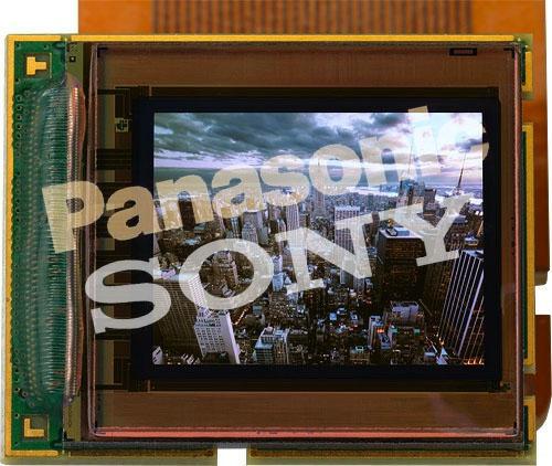 Sony y Panasonic desarrollaran las pantallas OLED