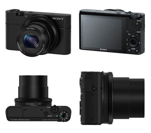 Rumores de la nueva Sony Cybershor DSC-RX10
