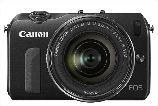 La sin espejo de Canon es ya una realidad