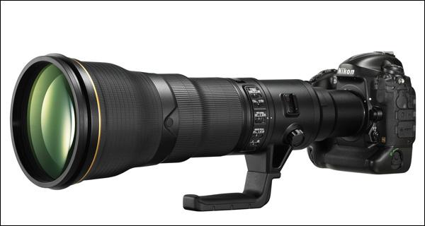 Nikon anuncia el diseño de su objetivo más ambicioso