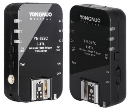 El nuevo Yongnuo YN-622C saldrá a final de mes