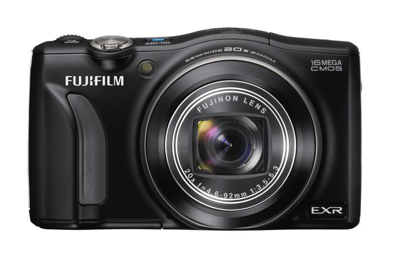 """Fujifilm anuncia la """"nueva"""" FinePix F800EXR para el próximo otoño"""