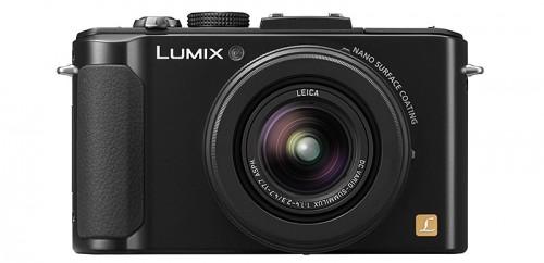Panasonic Lumix LX7 para seguir sumando