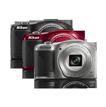 Nikon presenta una nueva CoolPix