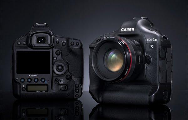 La Canon 1D X recibe una actualización de firmware