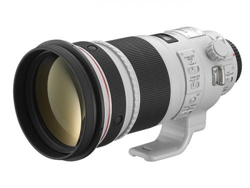 Nuevas actualizaciones de Canon para algunos de sus teleobjetivos