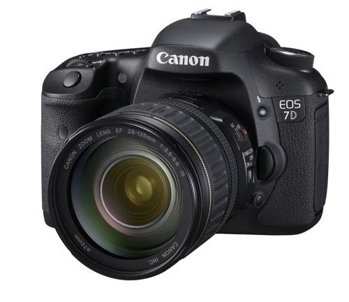 Ya disponible la actualización de firmware de la Canon EOS 7D