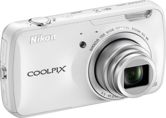 Confirmado, la Nikon Coolpix S800c con Android ya es oficial
