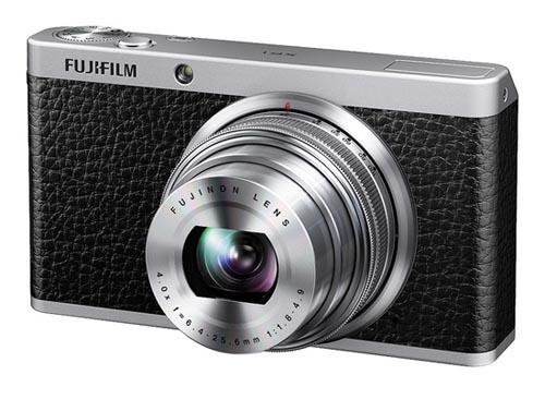 Fujifilm no ha terminado, podría presentar la X-F1, una nueva compacta