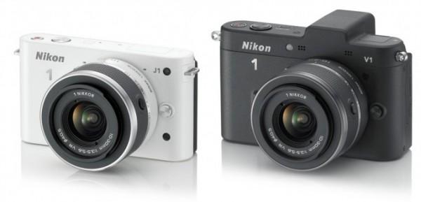 Nikon decide actualizar el firmware de la Nikon 1 J1 y la V1