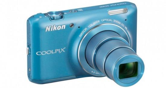 Coolpix S6400, una nueva cámara de parte de Nikon