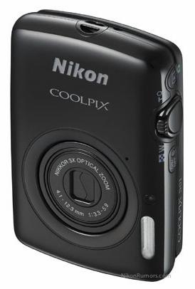 Ya tenemos las primeras imágenes de la Nikon Coolpix S800c