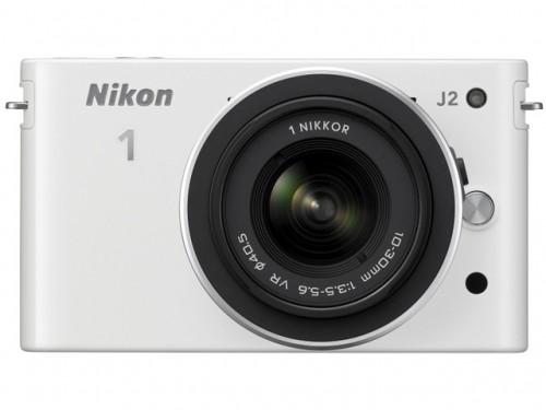 La Nikon 1 J2 ya es oficial