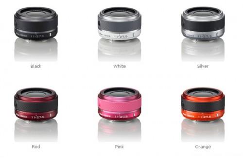 Accesorios para la nueva Nikon 1 J2