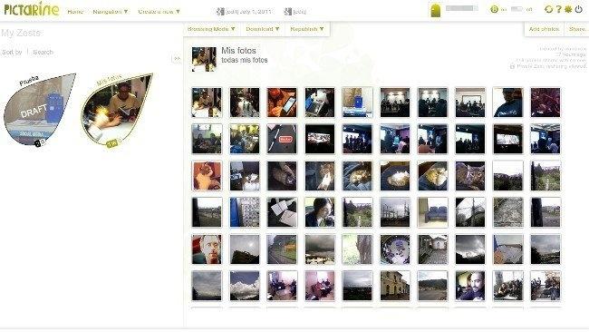 Pictarine, una servicio para controlar todas nuestras fotografías