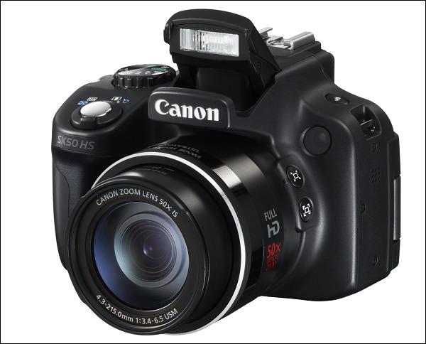 Canon presenta la bridge con el zoom más largo del mercado