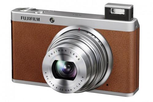 Fujifilm XF1, la cámara más retro del mercado