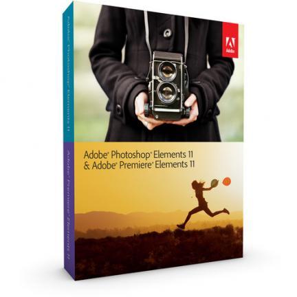 Ya están aquí el Adobe Photoshop Elements 11 y Premiere Elements 11