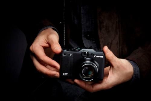 Canon PowerShot G15, la sucesora de la G12
