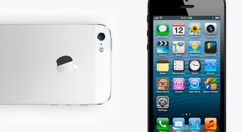 Novedades de la cámara el iPhone 5
