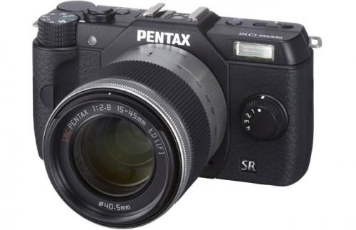 Pentax Q10, la cámara más pequeña del mundo