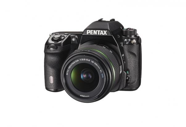 Pentax renueva su cámara réflex insignia
