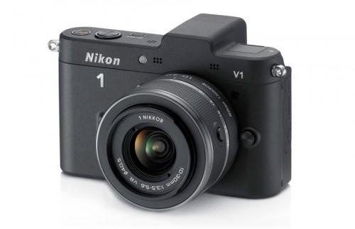 Nikon podría presentar su cámara V2 este mes de octubre