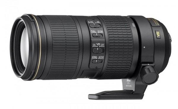 El nuevo teleobjetivo de Nikon