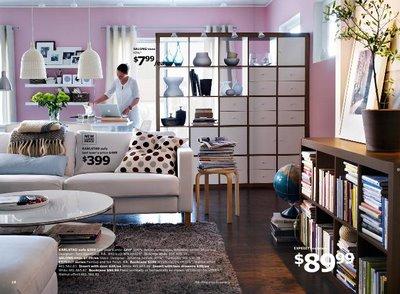 Los cat logos de ikea vuelven a crear pol mica fotosfera - Muebles de ikea catalogo ...