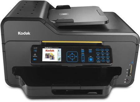 Kodak abandona el mundo de la impresión por inyección